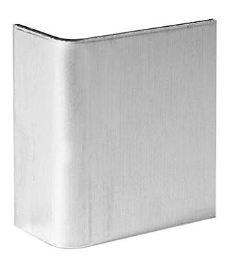 Rockwood 085858 570.26D Dust Proof Bottom Strike Satin Chrome Finish