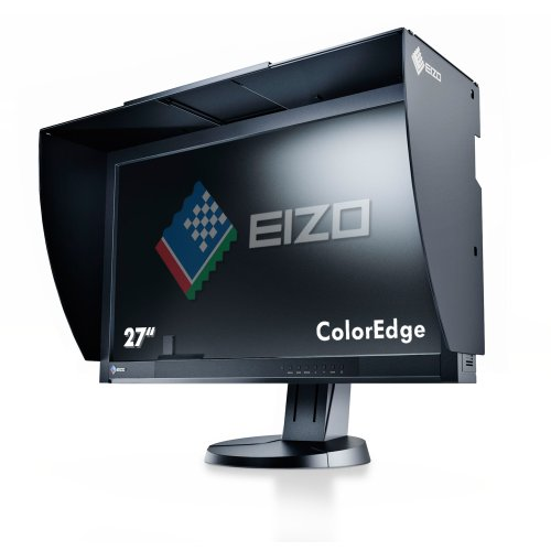 Eizo 27 LED DVI+HDMI+DP+USB BLK, CG277-BK by Eizo