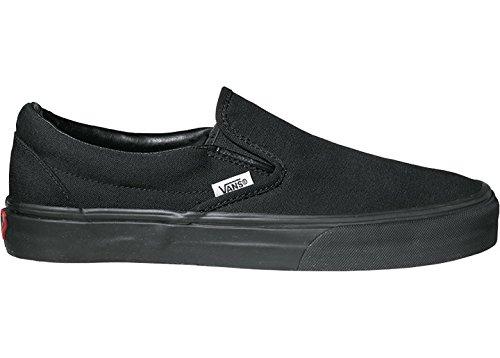 Slip nbsp; Black Black Vans On Classic gwA5q8