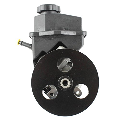 (Brand new DNJ Power Steering Pump w/Pulley & Reservoir PSP1186 for 06-11 / Chevrolet Monte Carlo 3.5L-3.9L V6 OHV - No Core Needed)