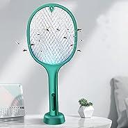 XUANWEI Raquete de assassino de insetos elétrica, mata-moscas recarregável USB Mata-moscas de mosquito Malha p