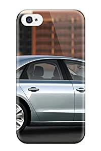 Hot JCxIpqj7331ynIct Case Cover Protector For Iphone 4/4s- Audi A8 28