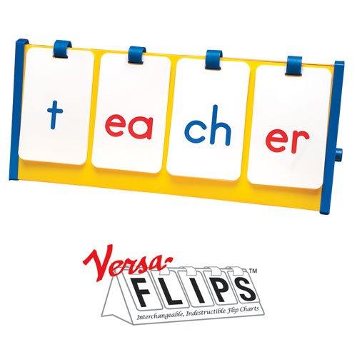 Primary Concepts AA4833 Complete Phonics - Teacher VERSA-FLIPS Chart