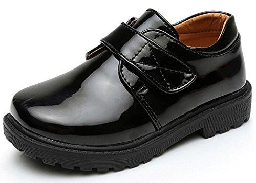 Bumud Boy's Girl's School Uniform Loafer Oxford Dress Shoe (Toddler/Little Kid)