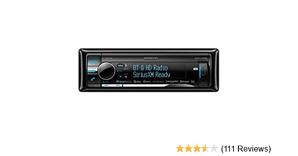 amazon com kenwood excelon kdc x998 cd receiver with built in rh amazon com KDC- X994 KDC- X994