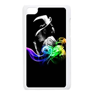 FOR IPod Touch 4th -(DXJ PHONE CASE)-Michael Jackson - Love Basketball Sports-PATTERN 14