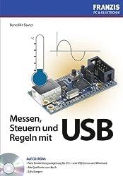 Messen. Steuern. Regeln mit USB von Benedikt Sauter (2000) Gebundene Ausgabe
