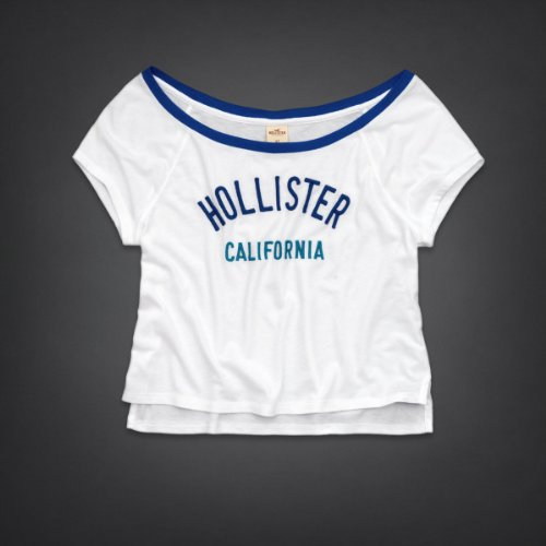 tee shirt femme hollister. Black Bedroom Furniture Sets. Home Design Ideas