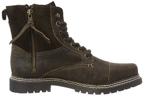 John Wensky Stivali H Uomo 3869 Braun Spieth Boots Russ 505 Marrone Militari amp; Russ q514wwYI
