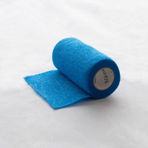 Equiwrap-Cohesive-Bandage-10cm-x-12-Blue