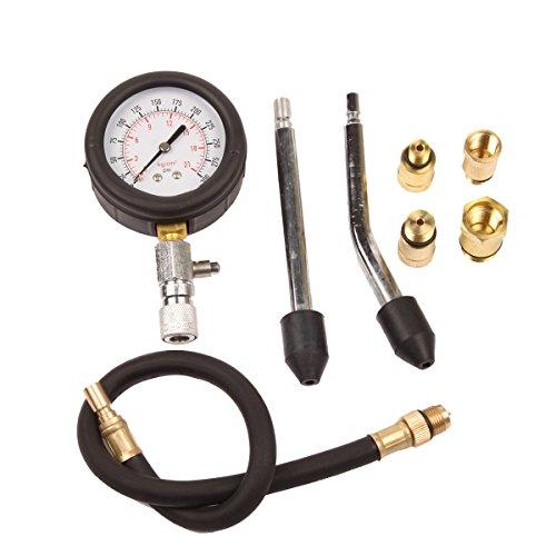 Qbace Petrol Engine Compression Tester Set Compression