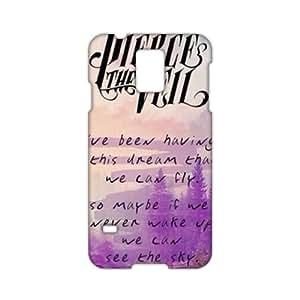 CCCM pierce the veil lyrics tumblr 3D Phone Case for Sumsung S5