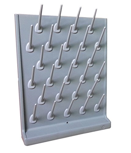 Lab Supply Wall Desk Drying Rack 27 Pegs Education&lab Science Use