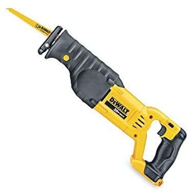 DEWALT DCS380B 20-Volt MAX Li-Ion Reciprocating Saw, Bare Tool Only