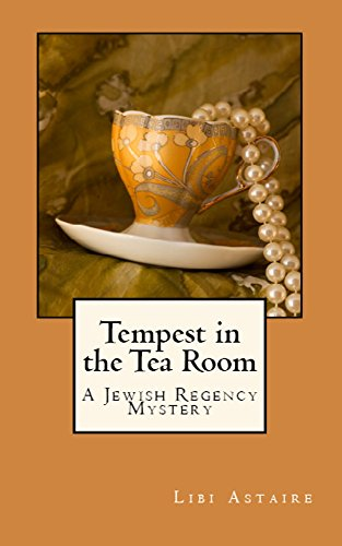 Free eBook - Tempest in the Tea Room