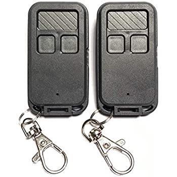 for LiftMaster 890max Mini Key Chain Garage Door Opener 893MAX Remotes 2 Pack