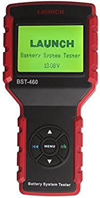 Cars Car Battery Tester Analyzer Autool BT660 12V//24V Conductance Tester,Automotive Diagnostic Tools For Heavy Duty Trucks Light Duty Truck