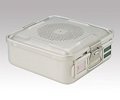 滅菌コンテナ- S PTFEフィルタ-タイプ 285×280×100mm /8-5145-01 B07BL4L28C