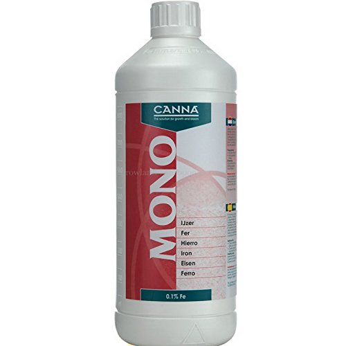 canna mono fe iron chelate 1 litre