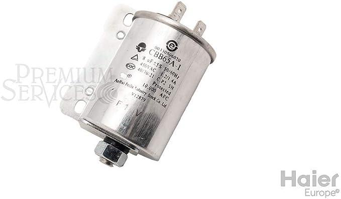 Pieza de repuesto original Haier: capacidad de condensador para ...