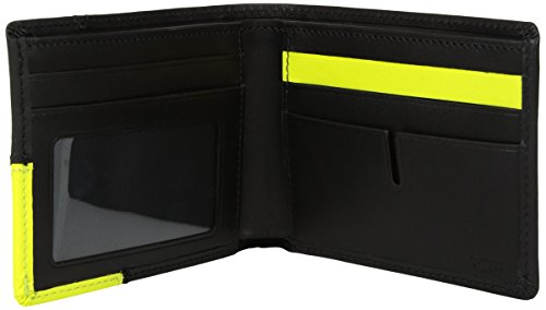 Wallet ID Leather Citron Lock Nassau Billfold Men's Double Tumi Pieced xHwqpYTn