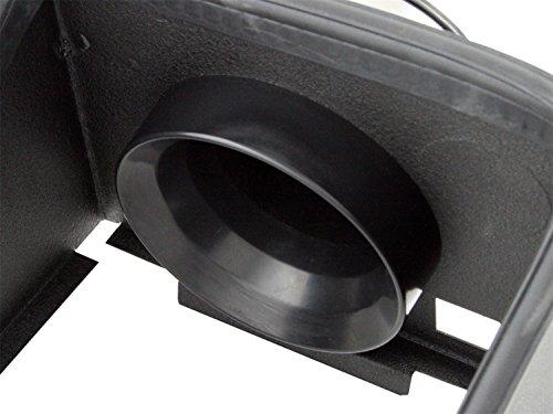 Mazda Metal Intake System - aFe Power FULL METAL Power F2-03008 Ford Ranger Performance Air Intake System (Dry, 3-Layer Filter)
