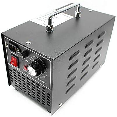 Generador de ozono, 10000 mg/h, purificador de aire de ozono, bajo ...