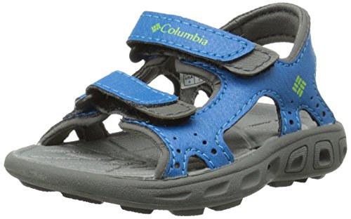 Columbia Toddler Techsun Vent - Zapatos de Multideporte infantil Azul (405)