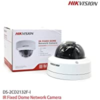 Hikvision DS-2CD2132F-I (4MM) Outdoor Dome Camera, 3MP/1080P, H.264, 4 mm Fixed Lens, Day/Night, IR to 30M, 3 Axis Gimbal, USD Slot, IP66 Standard, POE/12VDC
