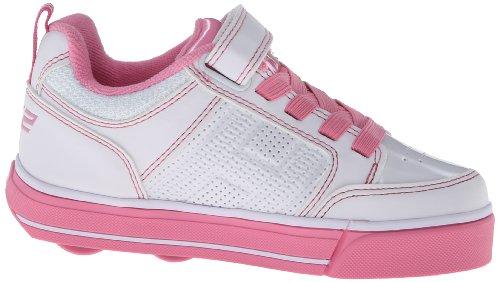 Heelys Shoes - Heelys X2 Bolt Shoes - White/Pink