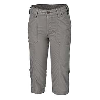 Kolumb Women's Outdoor 3/4 Pants Daily Causal Training Shorts