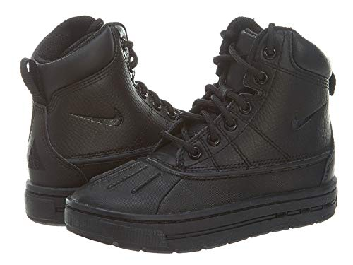Nike Little Kid's Woodside Boot (PS) (1.5) Black (Nike Acg Boots Woodside)