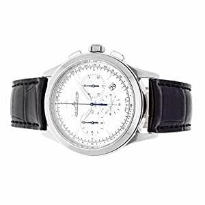 Jaeger LeCoultre Master Control automatic-self-wind mens Watch Q1538420 (Certified Pre-owned)