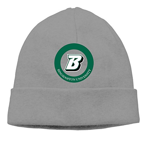 [Caromn Binghamton University Beanies Skull Ski Cap Hat DeepHeather] (Kornheiser Costume)