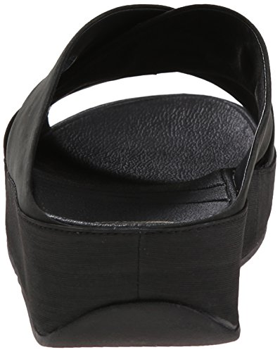 Sandalia Fitflop Mujeres Kys Slide All Black