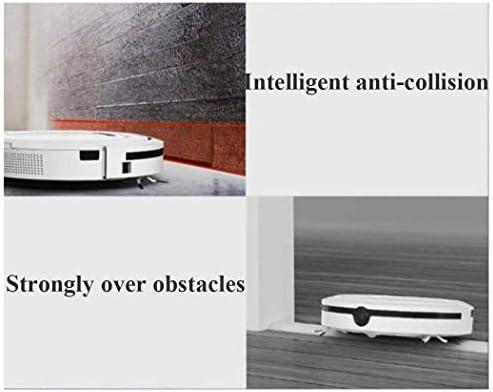 Troisième vitesse robot de balayage haute capacité APP moniteur à distance aspirateur intelligent avec Bluetooth stéréo