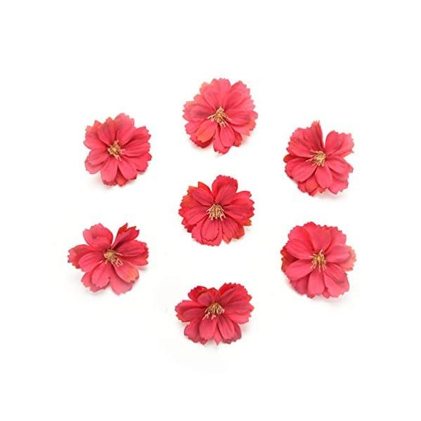 Artificial Small Sun Chrysanthemum Daisy Silk Cloth Flower Home Party Decor 4cm