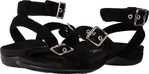 de105f3321bf8 Vionic Womens Rest Sahara Backstrap Sandal Black Size 8 - Import It ...
