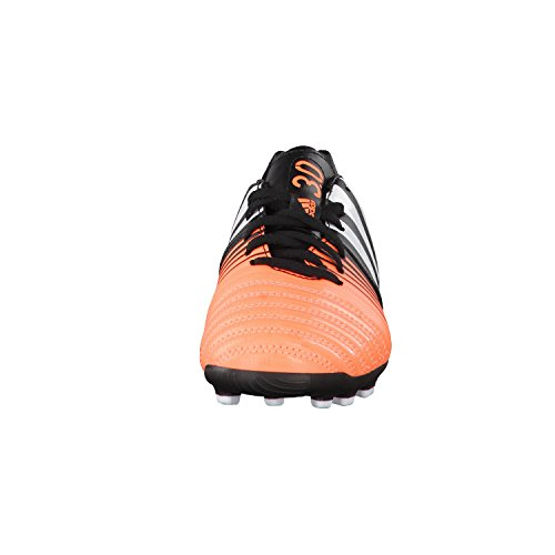 adidas Bota Jr Nitrocharge 3.0 TRX AG Black-White-Flash orange negro/naranja