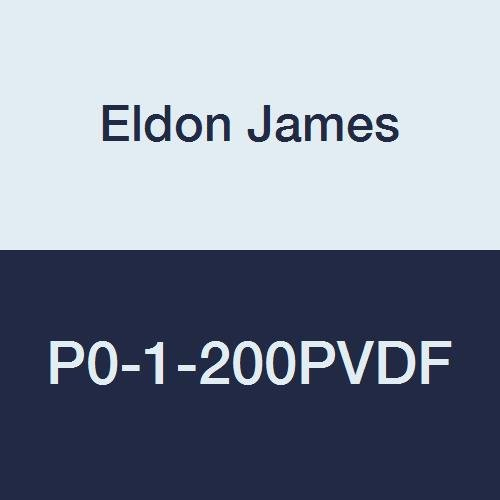 Pack of 10 Eldon James P0-1-200PVDF Industrial Gray Kynar Barbed Insert Plug 1//16 Hose Barb