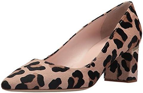 kate spade new york Women's Milan Too Pump, Blush\Fawn, 5 M US - Fawn Footwear