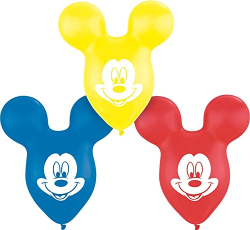 ex Mickey Mouse Ears 2 Count - 15