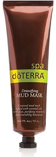 doTERRA - SPA Detoxifying Mud Mask - 4 oz by DoTerra