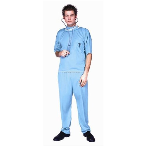 RG Costumes E.R. Doctor (E R Doctor Adult Costumes)
