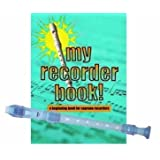 Recorder Pack: Yamaha Blue Soprano Recorder with My Recorder Book