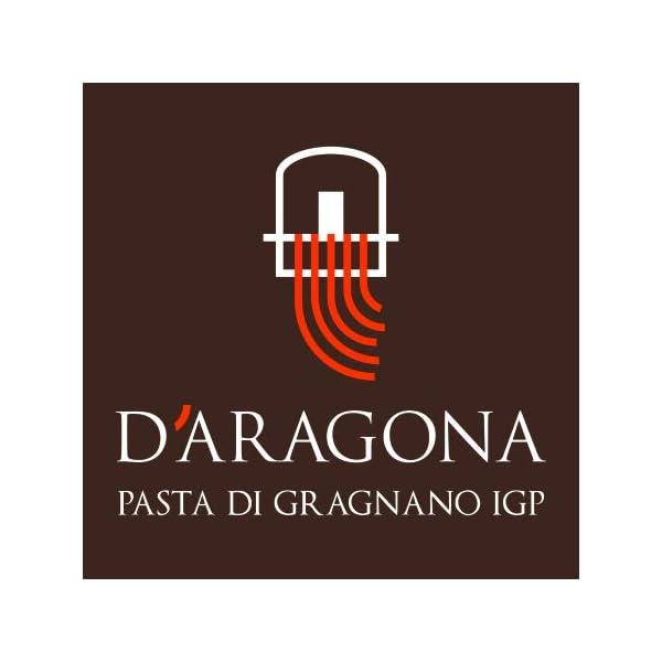PASTA D'ARAGONA - SPAGHETTI con curva - Pasta di Gragnano IGP trafilata al bronzo - 2 x 500 GR 2 spesavip