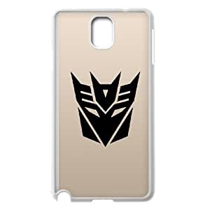 Transformers Transformers Samsung Galaxy Note 3 Cell Phone Case White 8You031872