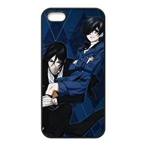 Black Butler iPhone 5 5s Cell Phone Case Black as a gift R536603