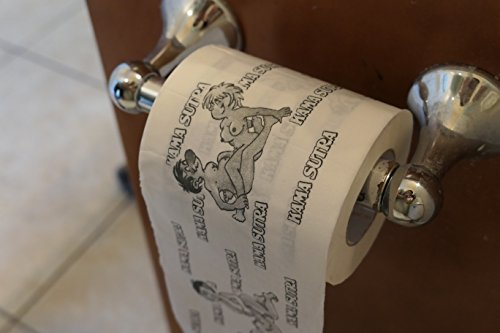 Funny Sex Position Toilet Paper Tissue