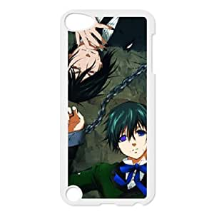 Ipod Touch 5 Phone Case Cover Black Butler BB7886
